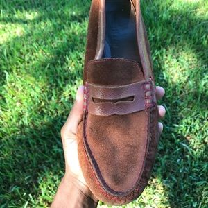 Cole Hann Nike Air Loafers Size 9.5